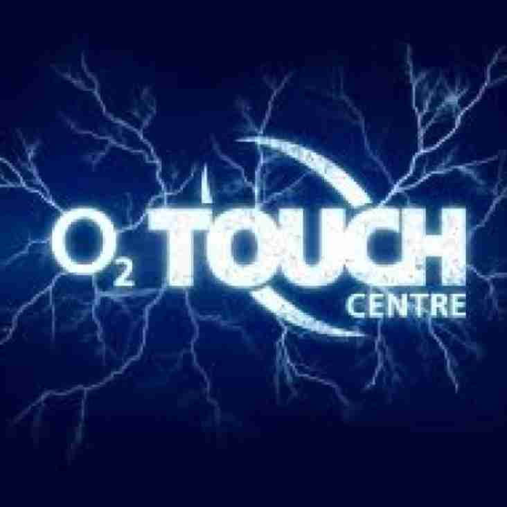 O2 Touch 29th April for 5 weeks 8pm at Test Park