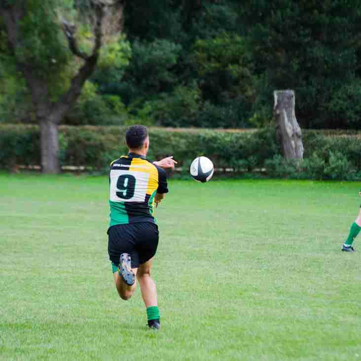 STRFC Rugby Development Report