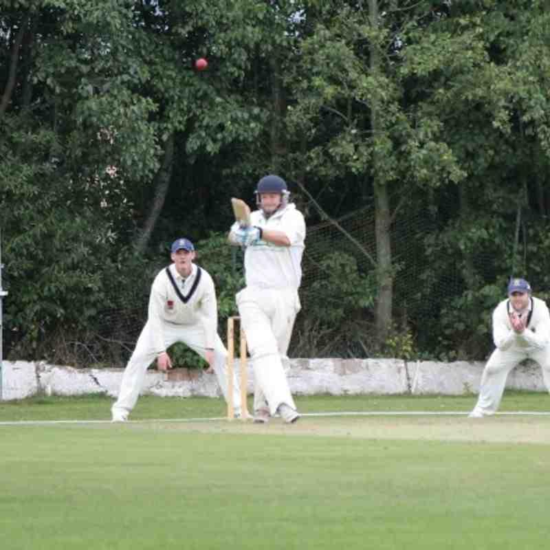 1st Team v Longton - 30th August 2014.