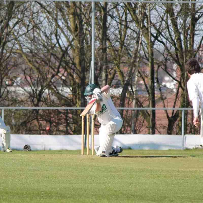 1st Team v Betley - 18th April 2015
