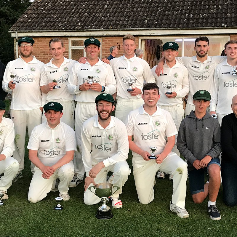 Sewards Win the AHMWC League Cup