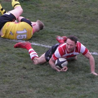 Match Report: Cleckheaton 37 - 39 Consett