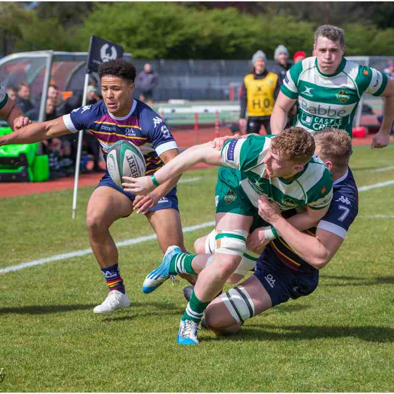 Guernsey Raiders v Old Albanian RFC 2019 - Club photos - Guernsey
