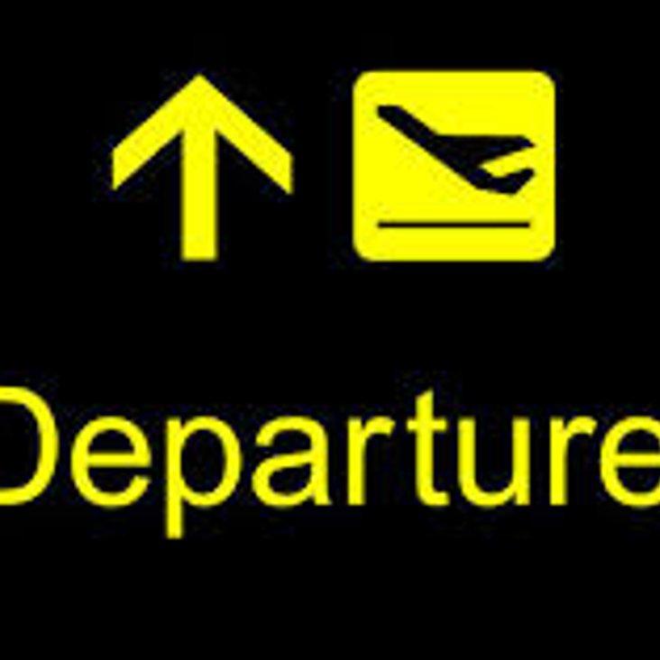 Departures<