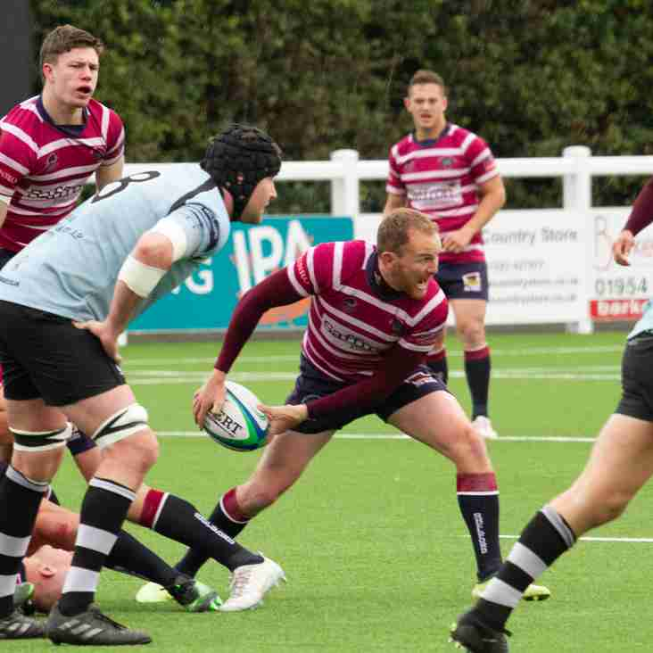 Charlie Baker commits to Shelford for the 2019/20 season