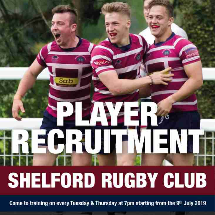 Looking for somewhere to play your rugby next season?