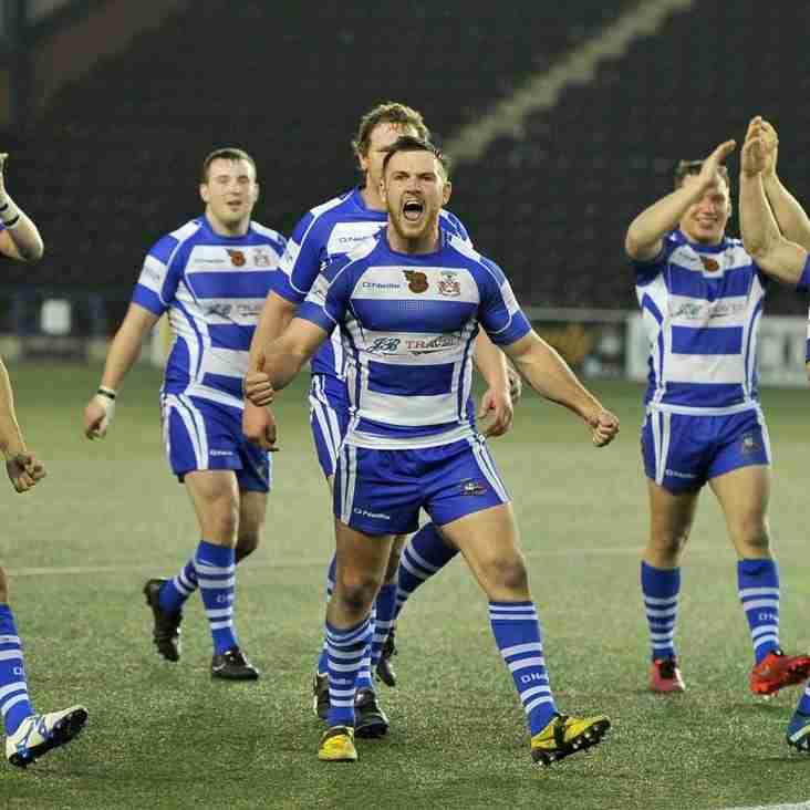 Pilkington Recs v Siddal, Ladbrokes Challenge Cup Round 2 Update