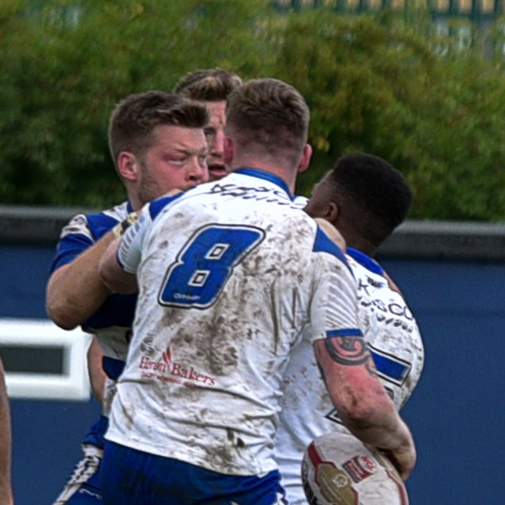 Siddal  Edge out Mayfield in Bruising Encounter ......................................<