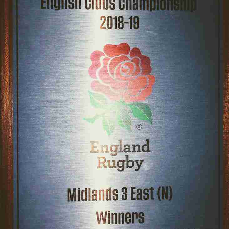 Midlands 3 East North plaque