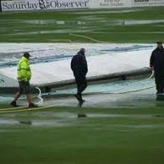 Cricketers Ready For Weather Fall Out