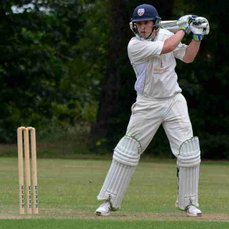 Millar Hits 145* as Hythe Take Max Points