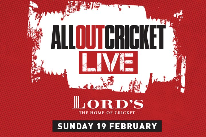 All Out Cricket Live A Free Festival Of Cricket The Aj
