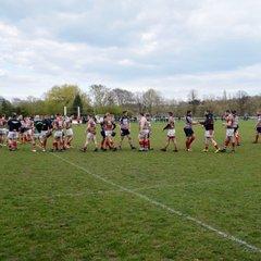 Warrington 2nd XV vs Birkenhead Park (H) 13/04/19