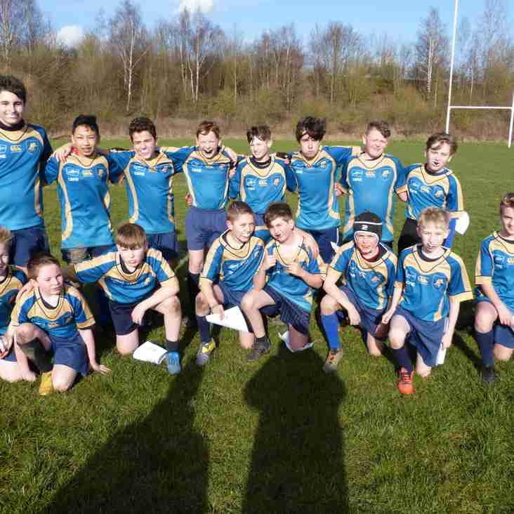 All Schools Rugby Programme - Tupton Hall & Tibshelf Schools