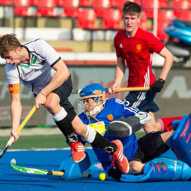 U21's England Hockey Player to visit HockeyFest Club Day