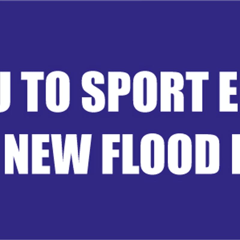 Floodlight funding Thank you
