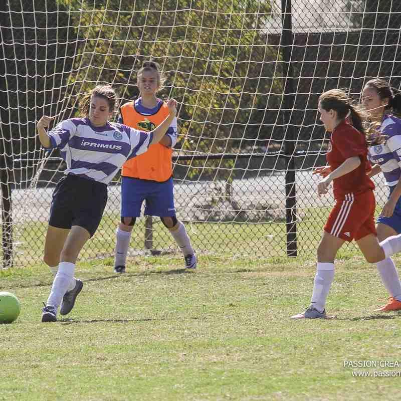 U15/U16 Girls vs Sky United - Club photos - Berwick City Soccer Club