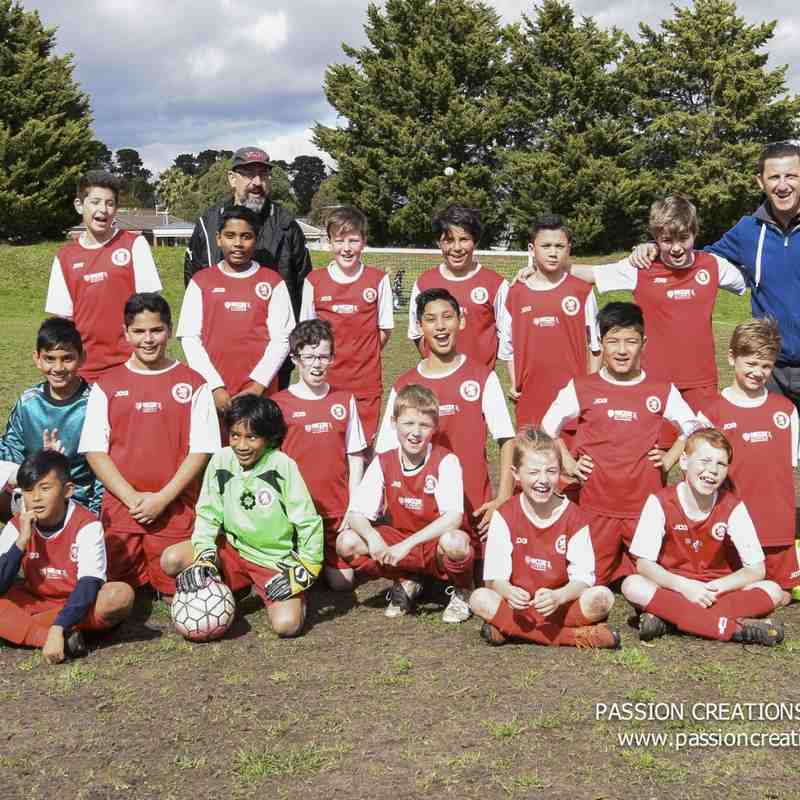 Under 8 - 11 Gala Day General Photos in September 2016