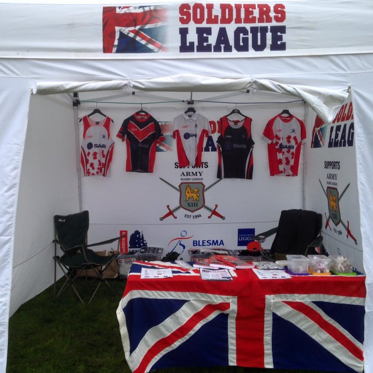SOLDIERS LEAGUE - CHARITABLE STATUS<