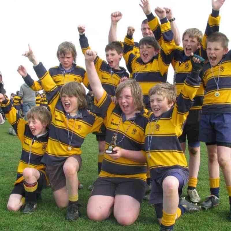 U11s 2009 Season