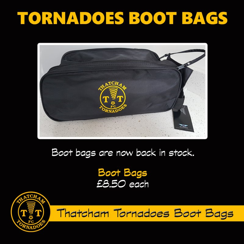 Boot Bags back in stock!