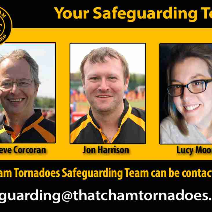 Safeguarding within Thatcham Tornadoes