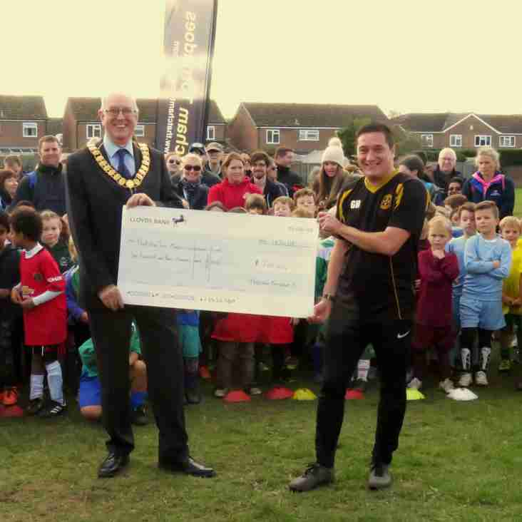 Infant Schools Football Festival Another Resounding Success!