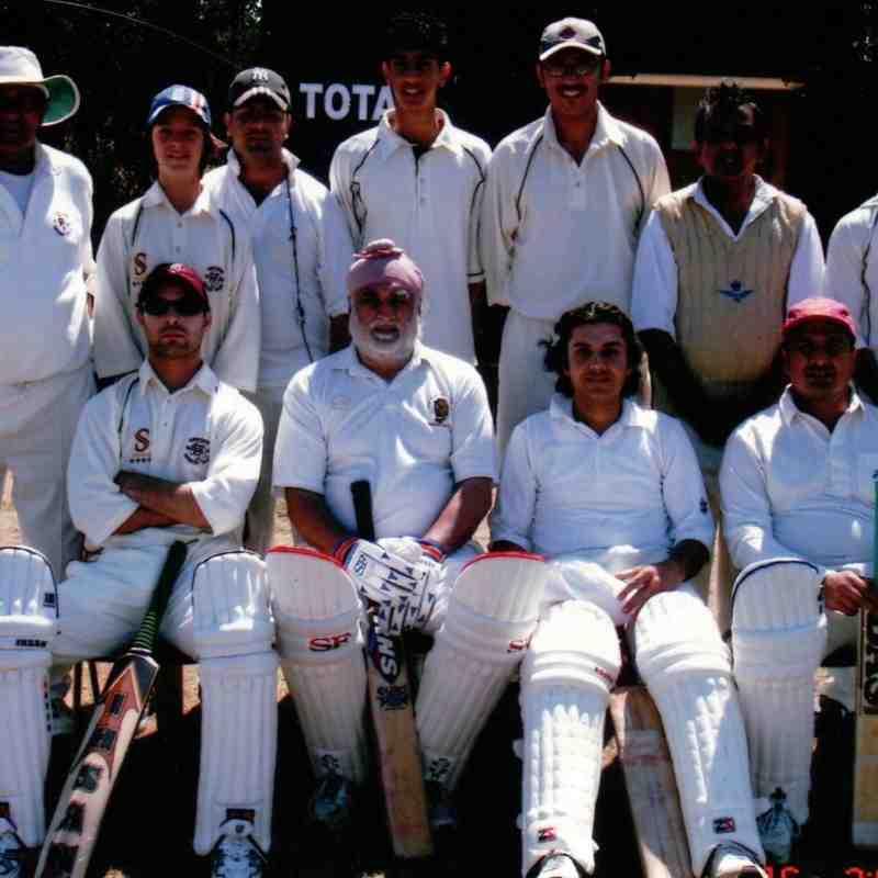 ashford 4th XI - year 2004 team