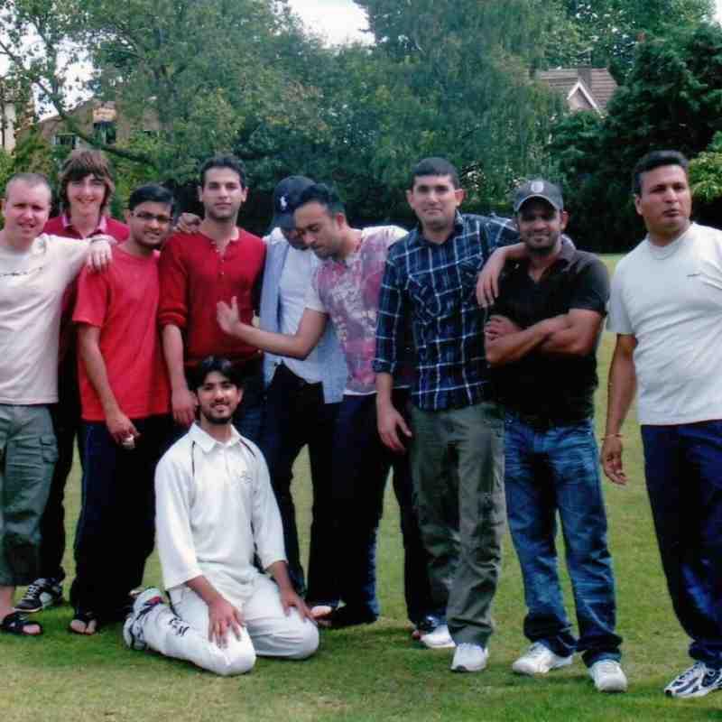 4THxi 2007 - team