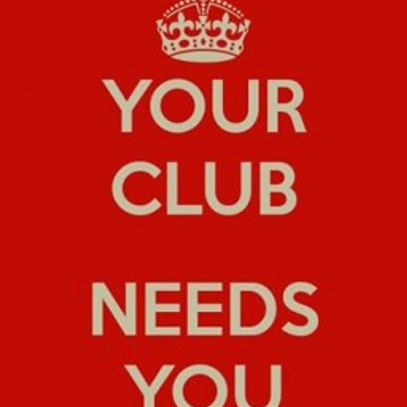 Volunteers Required to help Around the Ground
