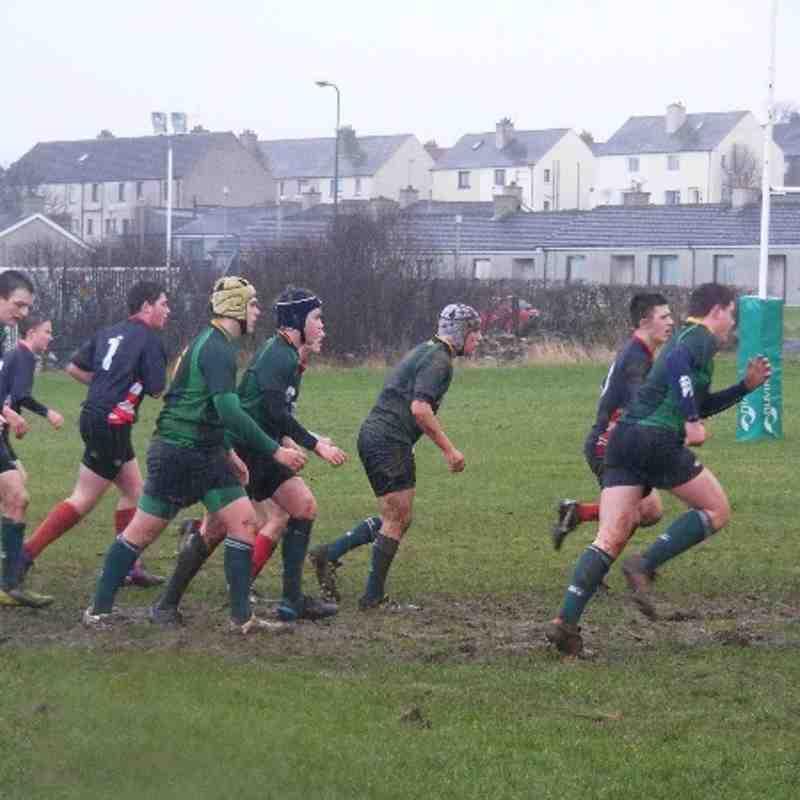 Caithness U16 v Orkney 9.2.14