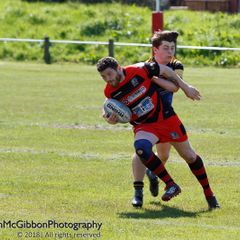 11th May 2019 - Bolton Mets vs Wigan Spring View A