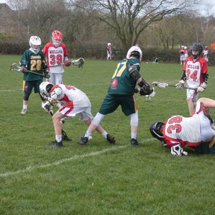U14s snatch a draw from the jaws of defeat