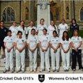 Surrey U15s Girls 140 - 239/4 Hampshire U15s Girls