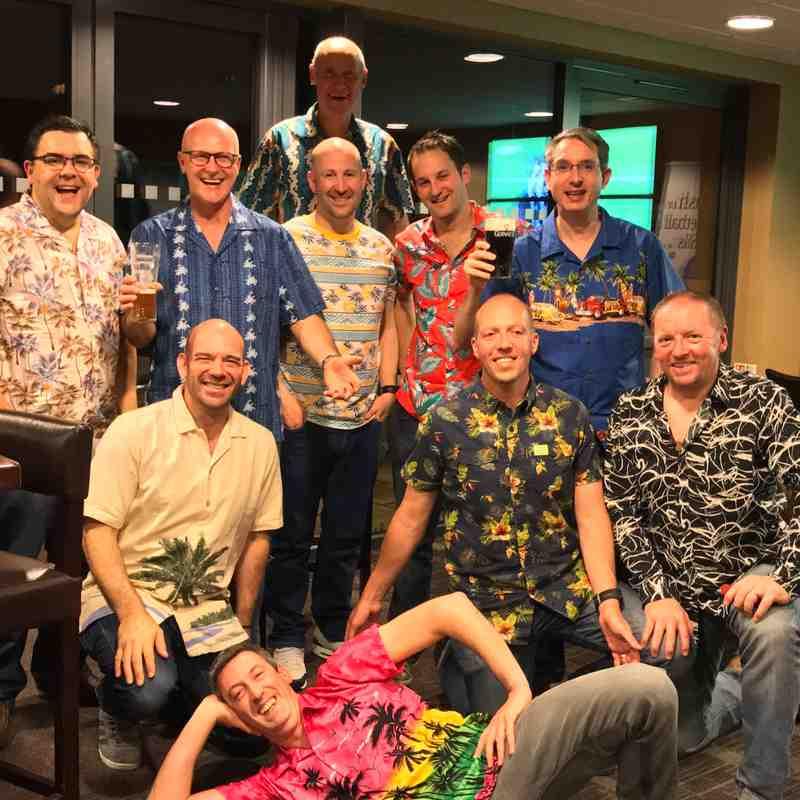 Vets Hawaiian Summer League