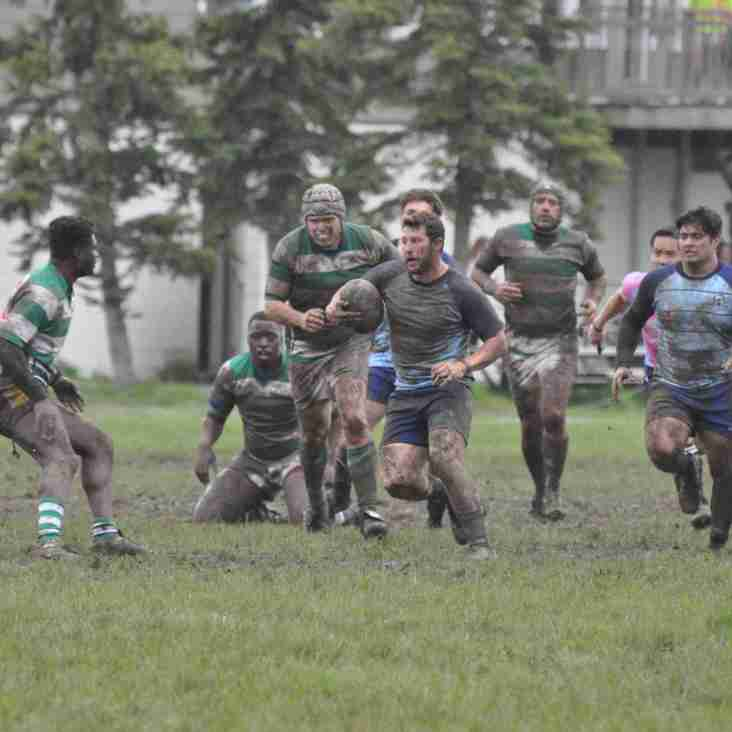 Toronto Saracens 27 - 19 Mississauga Blues RFC Sr Men 1st XV