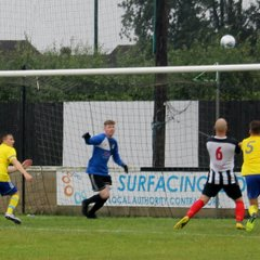 Brigg Town 1-0 Crowle Town Colts (27/7/19)