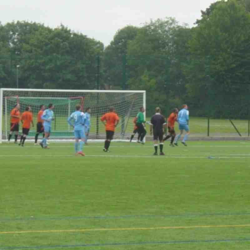 Cardea FC vs AFC Bretton 14/07/13