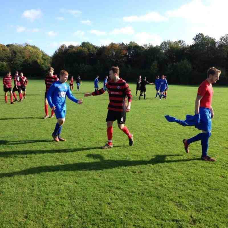 Cardea FC vs Fletton Sports 27/10/13