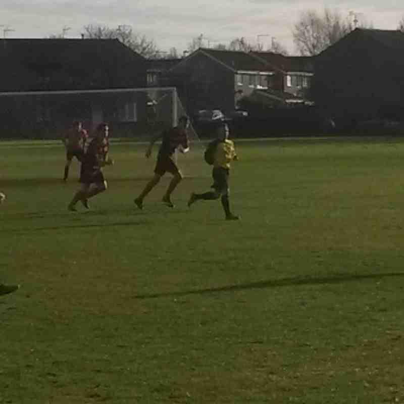 West Town vs Cardea FC 05/01/14