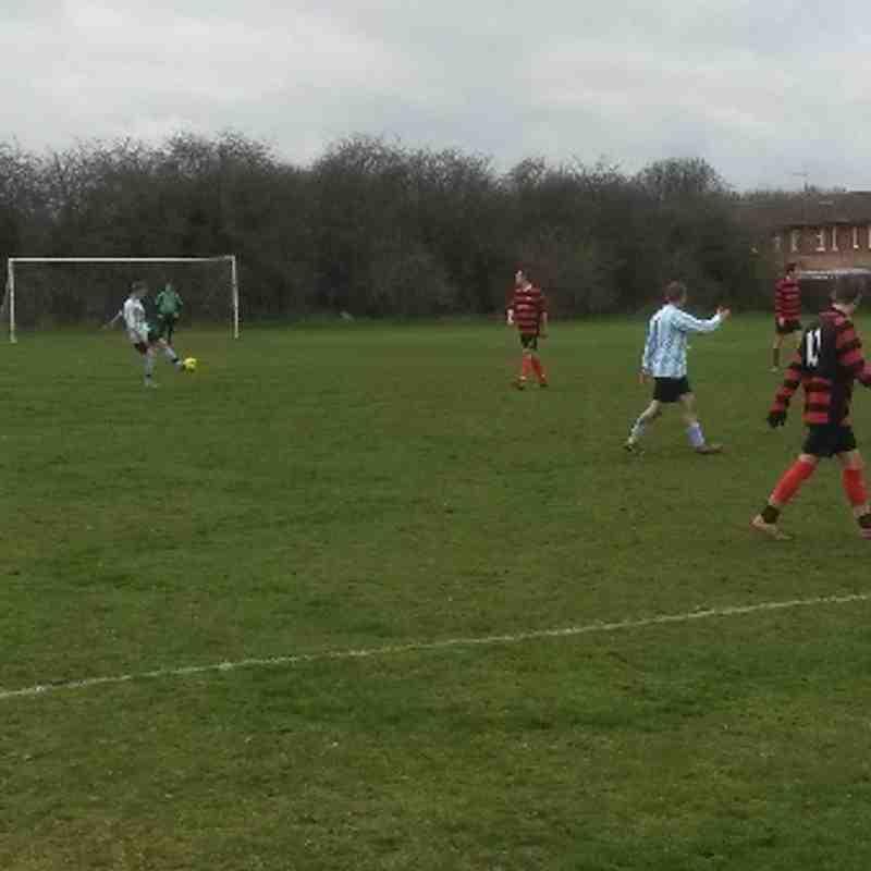 Cardea FC vs Guyhirn FC 02/03/14