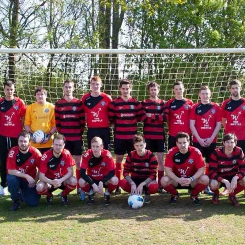 Cardea FC vs Fenland Police 13/04/14