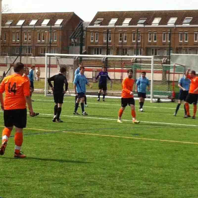 Cardea Invitational XI vs Werrington Dragons 04/05/14