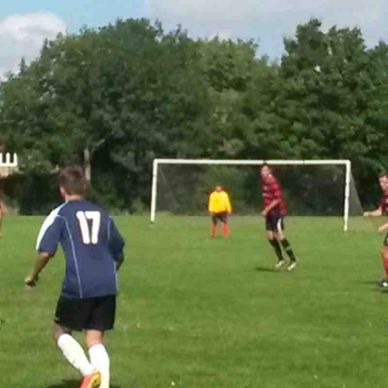 Cardea FC vs Artemis 07/09/14