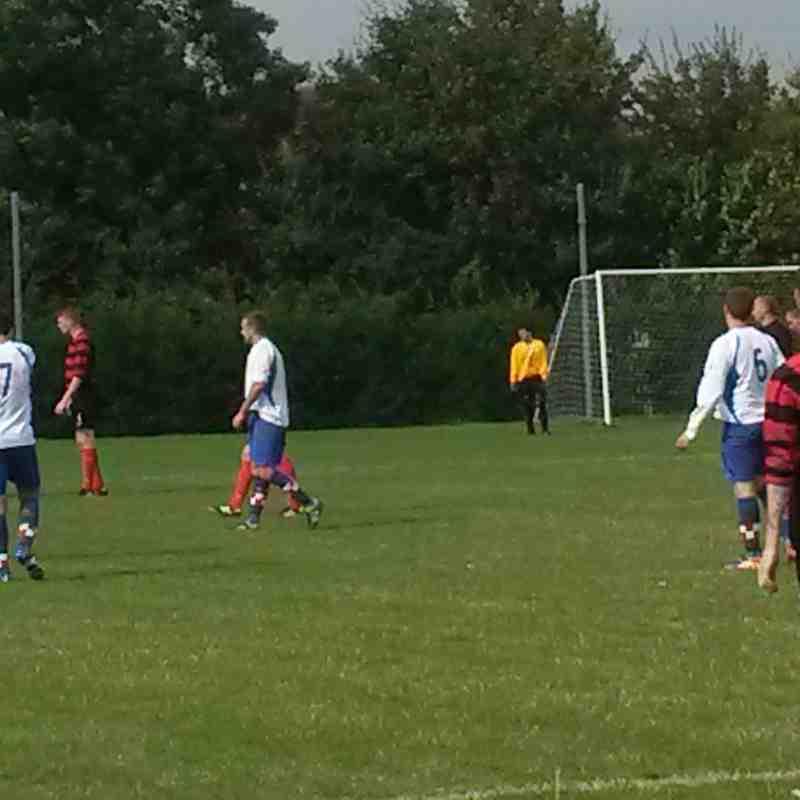 Yaxley British Legion vs Cardea FC 14/09/14