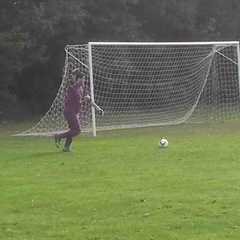AFC Allbright vs Cardea FC 28/09/14