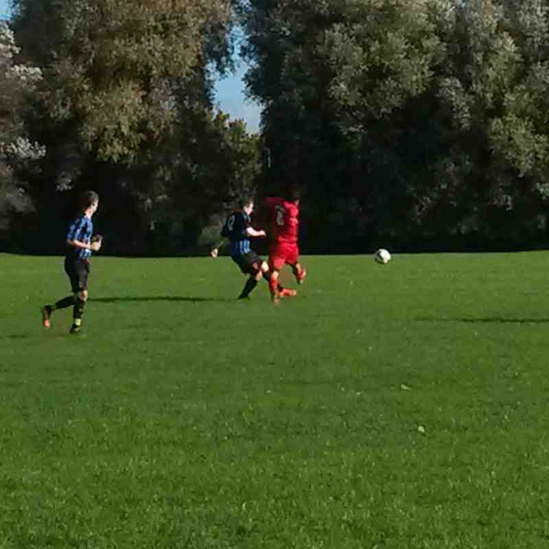Lord Protector FC vs Cardea FC 19/10/14