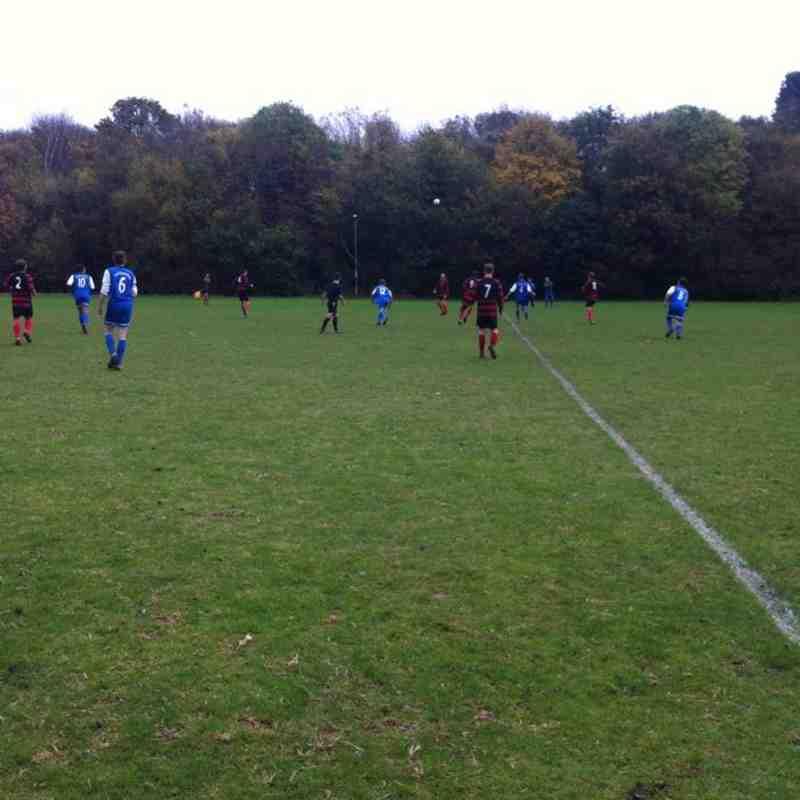 Cardea FC vs The Ploughman 02/11/14