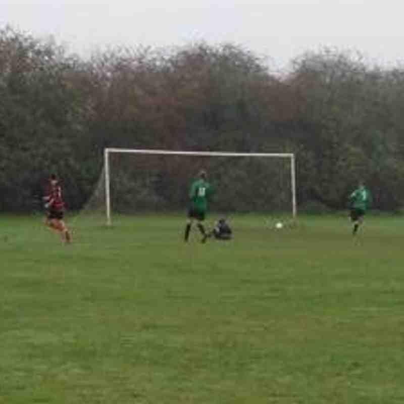 Cardea FC vs Walnut Tree FC 16/11/14