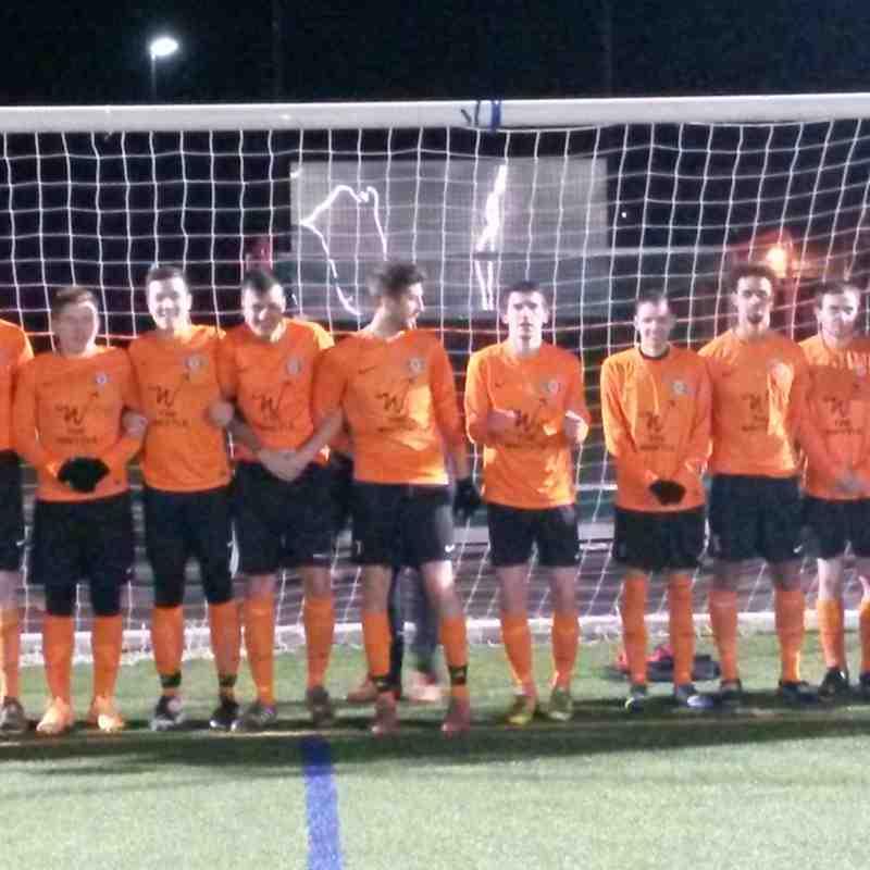 Cardea XI vs PUFC Deaf Team 30/01/15